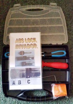 Abs Lock Invador Tool L092 Intolocks Com